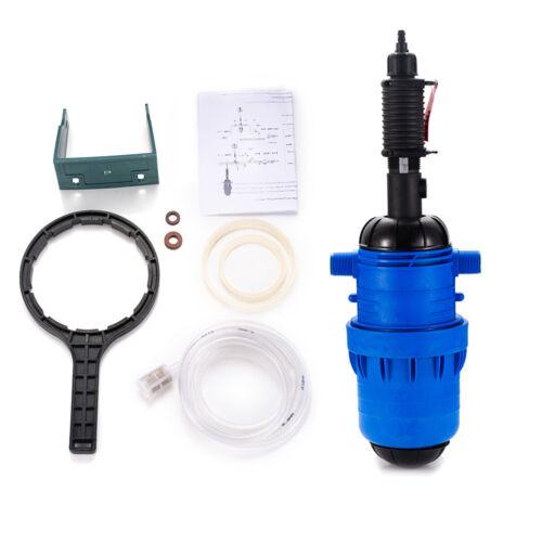 Orange Fertilizer Injector Dispenser Proportioner 0.4/%-4/% 4℃-30℃ UK