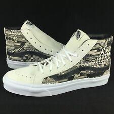 c5dadd3df6 item 2 New Vans Sk8 Hi Slim Sz. 7.5 Men   9 Women Italian Weave Black White  Skate Shoe -New Vans Sk8 Hi Slim Sz. 7.5 Men   9 Women Italian Weave Black  White ...