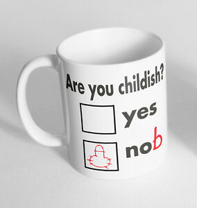 Are-You-Childish-Printed-Cup-Ceramic-Mug-Funny-Gift