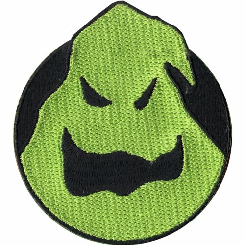 Nightmare Before Christmas Oogie Boogie Disney Iron On Embroidered Patch