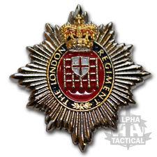 LONDON REGIMENT PIN BADGE HM ARMED FORCES VETERAN LAPEL ENAMEL GIFT