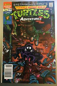 Archie-Teenage-Mutant-Ninja-Turtles-Adventures-Comic-11-1990-Newsstand-NM