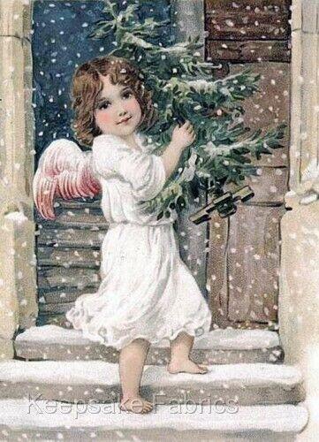 C8 Sweet Angel /& Christmas Tree Quilt Block Multi Szs FrEE ShiPPinG WoRld WiDE