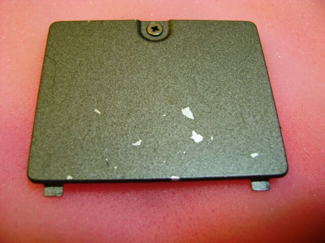 Dell Latitude D610 Laptop WiFi Card Cover Door F4168  0F4168