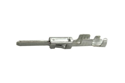 Pour Mini ISO Pin Boîtier Connecteur 0,44 €//pcs 50x Plat Contact Micro-Timer 1,6 mm