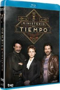 El Ministerio del Tiempo 1º  Primera Temporada Blu-ray REGION LIBRE.A-B-C  (SMS)