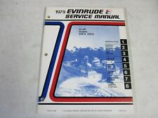 EVINRUDE JOHNSON OUTBOARD 1956-1989 1.25hp-235hp WORKSHOP MANUAL CD