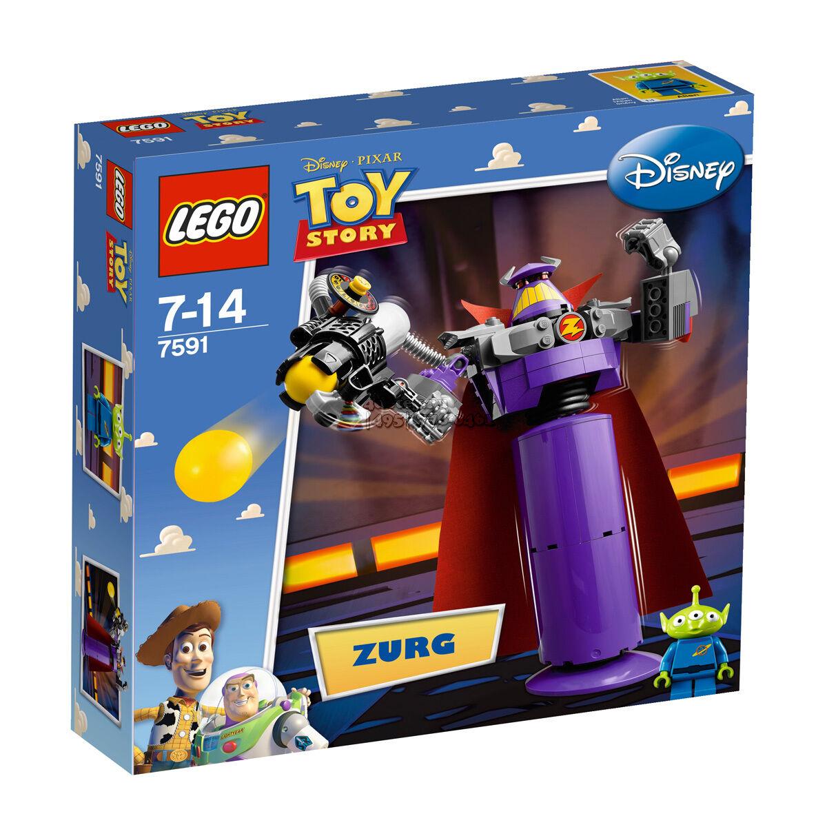 LEGO® Spielzeug Story 7591 Construct a Zurg NEU OVP_NEW MISB NRFB