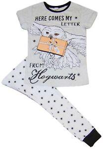 Cantidad limitada precio inmejorable colores y llamativos Detalles de Mujer/Niña de Algodón Harry Potter Pijama Size 8 hasta Talla 22