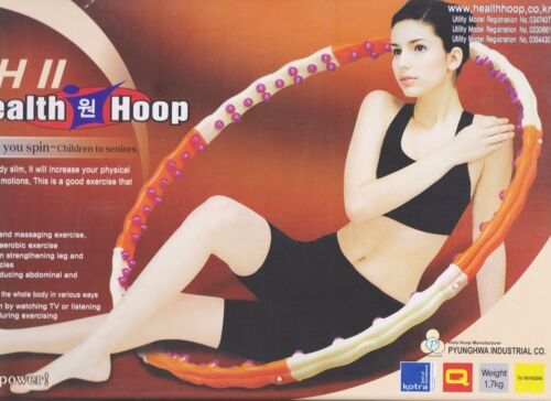 With New Box for intermediates Jemimah 2 Health Hoop 1.7 KG