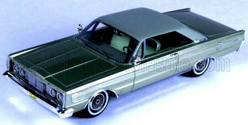 comprar nuevo barato Maravilloso MODELCoche Ford Mercury Park Lane 1965-oro Poly Poly Poly - 1 43 - LIM. Ed  despacho de tienda