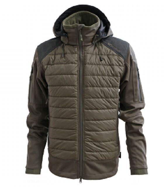 Carintia gloft isg 2.0 oliva exterior Softshell ocio Jacket chaqueta talla large