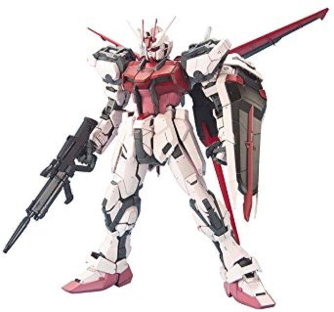 MG 1  100 MBF -02 Strike röd (bilene Suit Gundam SEED) Gunpla från japan