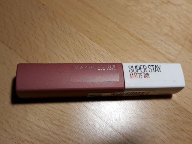 Maybelline Ink Lippenstift 15 Lover