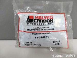 NEW Lot of 4 Helwig Carbon 13-376231 Carbon Brushes