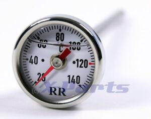 RR Öltemperatur Anzeige Ölthermometer Direktanzeiger Suzuki DR 400 + DR Z 400