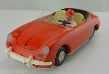 Porsche TCO Tippco N-TC 103 / Blechspielzeug / rot