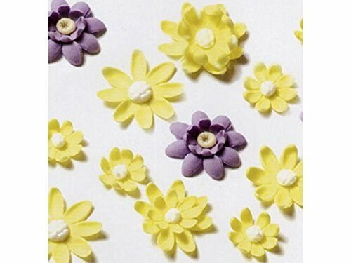 Small Mini Medium and Large Sizes PME Daisy Marguerite Plunger Cutters Set 4