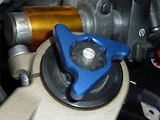 FORK PRE ADJUSTERS BLUE 14MM YAMAHA XJR1300SP XT1200Z Super Tenere YZF R1 R6 B6B