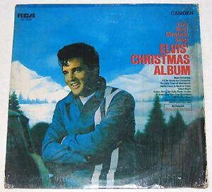 Elvis Christmas Album.Details About Philippines Elvis Presley Elvis Christmas Album Lp Record