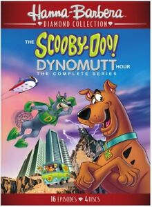 The-Scooby-Doo-Dynomutt-Hour-The-Complete-Series-4-Disc-DVD-NEW