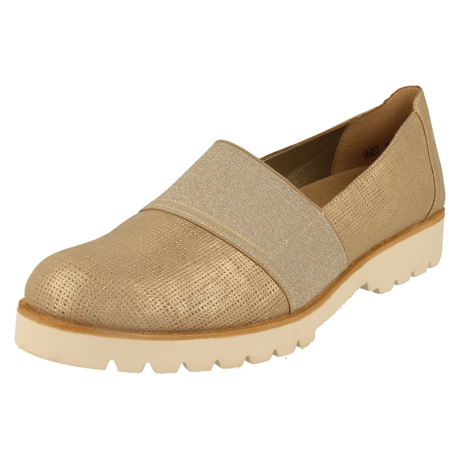 Remonte ladies Shoes D0108 Silver/Platinum