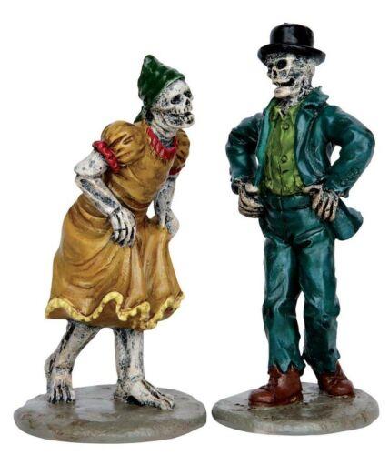 Spooky-Town Halloween Lemax Skeleton Jig Gruseldorf, 251