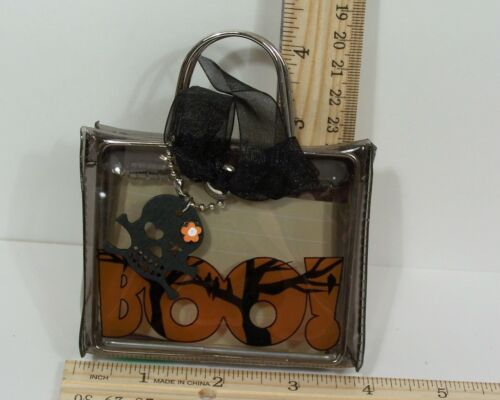 """3pc Set HALLOWEEN Skirt Top Purse Doll Clothes For 18/"""" American Girl Debs"""