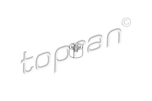 Gewindehülse Federbein TOPRAN 104 149