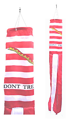 United States of America USA First Navy Jack Super 5/' Windsock
