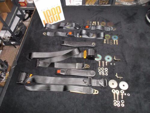 CJ Laredo seat belt seat belt Wrangler Seat Belt Jeep CJ Seat belt