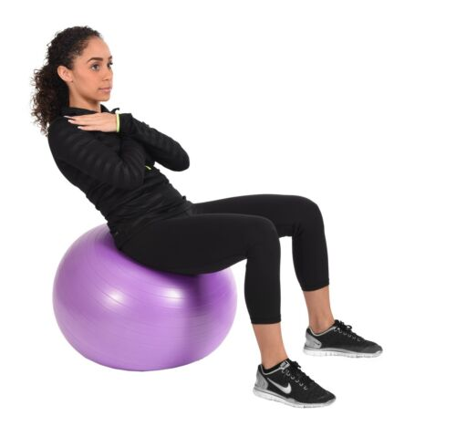 Calm 55cm Anti-burst Body Ball  05-0155