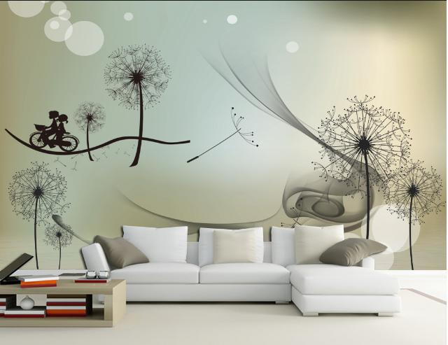 3D Romantic Theme 742 Wall Paper Murals Wall Print Wall Wallpaper Mural AU Kyra