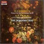 Borodin Trio - Klaviertrio 1 D-moll CD Chandos