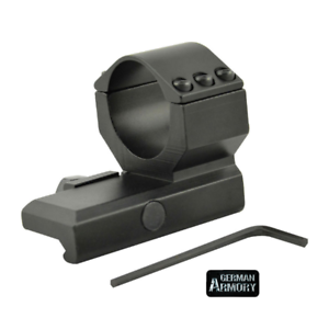 Optik-Montage-Operator-fuer-Reddot-s-30mm-Picatinny-Weaver-RD-z-B-fuer-Aimpoint