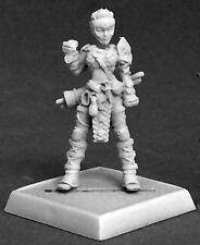 KESS ICONIC BRAWLER - PATHFINDER REAPER figurine miniature jdr rpg warrior 60183