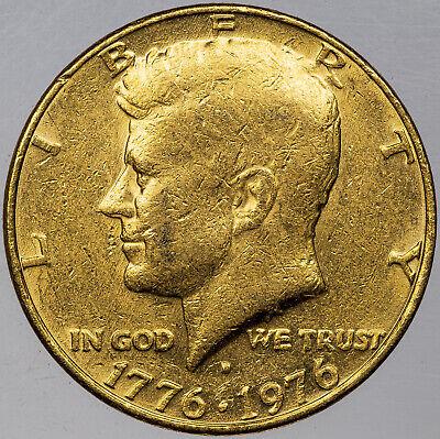1976 P #3 GEM BU Kennedy Half Dollar
