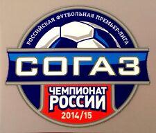 2014-15 RUSSO sogaz Premier League UFFICIALE Player Issue CALCIO BADGE TOPPA