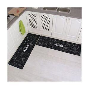 Kitchen Mat Rubber Backing Doormat