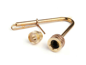 Brass Jet And Carboy Beer Bottle Washer With Kitchen Faucet Adapter