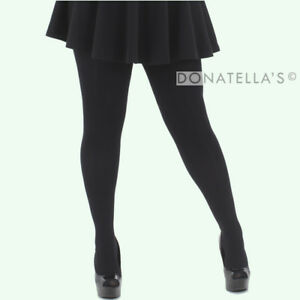 c865f4eae44f2 PLUS SIZE TIGHTS 40 70 80 DENIER 20 2x 22 24 26 3xl 28 30 semi ...