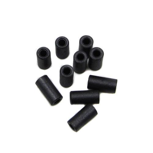 30PCS Core EMI Filter 4*2*8mm Ferrite Cores Ring Anti-Parasitic Toroide BBC