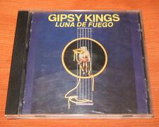 "Gipsy King CD "" LUNA DE FUEGO "" Columbia"