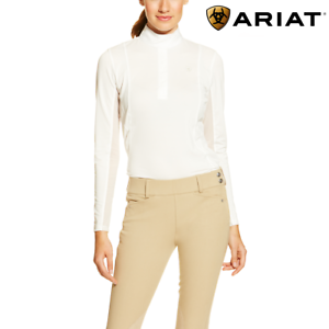 Ariat Sunstopper Ladies Show Top SALE - FREE UK DELIVERY