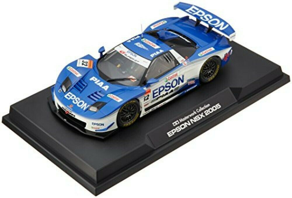 TAMIYA 1 24 master work collection No. 53 EPSON NSX 2005 21053 finished product