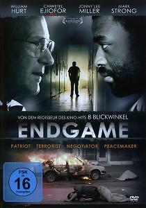 1 von 1 - Endgame, dvd,  Die Mandela Verschwörung mit William Hurt