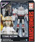 Transformers Titans Return Voyager Megatron