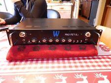 Warwick Pro.Fet 5.1 Bassverstärker, Bassamp, Topteil
