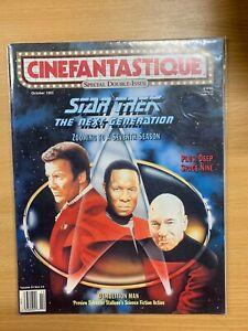 Okt-1993-Cinefantastique-Magazin-Star-Trek-Tng-7TH-Saison-DS9-P3