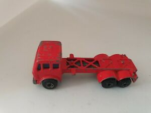 Matchbox-Superfast-Mercedes-Container-Truck-No-42-Lorry-Cab